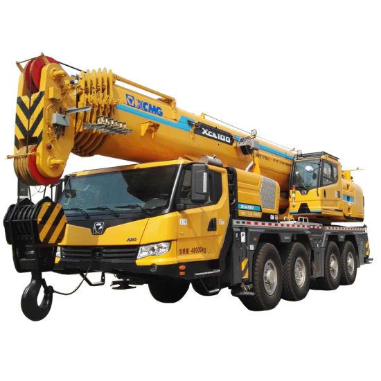 100 Ton All Terrain Mobile Truck Crane