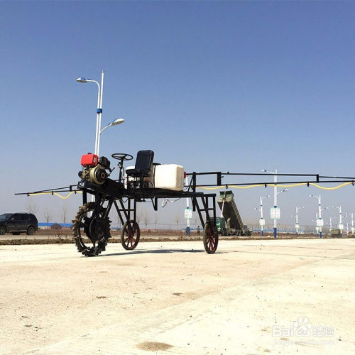 Three-Wheeled Small Dump Truck Electric Water Jet Motorcycle