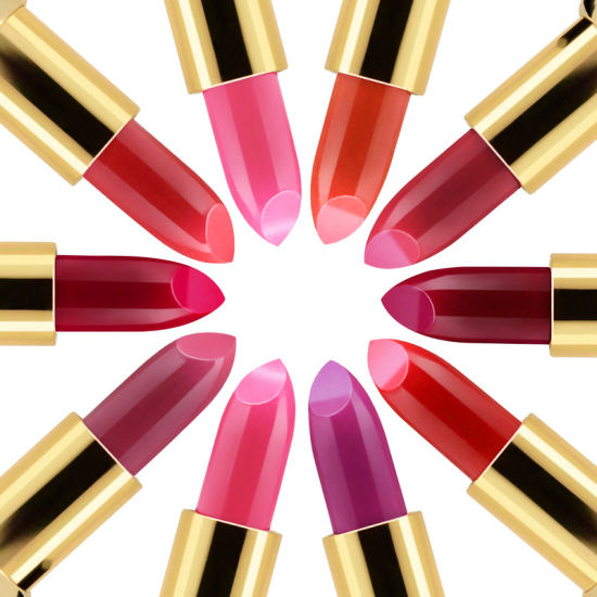 OEM Custom Logo Long Lasting Cosmetic Matte Lipstick Lighter Moisture Type