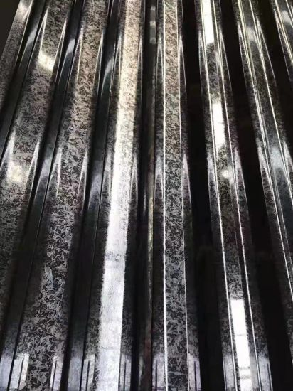 Hot Dipped Galvanized Zinc Hot Rolled Coil Metal Plate for Roofing Material