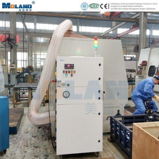 Rotor-Wing Soot-Cleaning Welding Smoke Purifier Filter Cartridge Type Smoke Purification Equipment