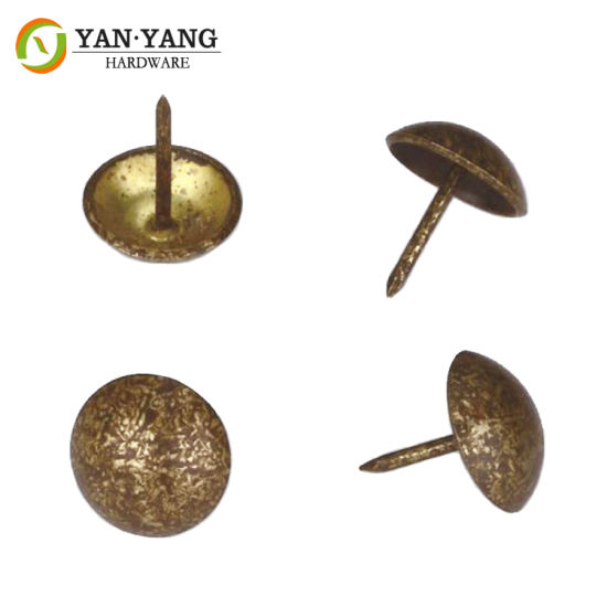 Furniture Accessory Customized Style 16mm Antique Furniture Decorative Nails