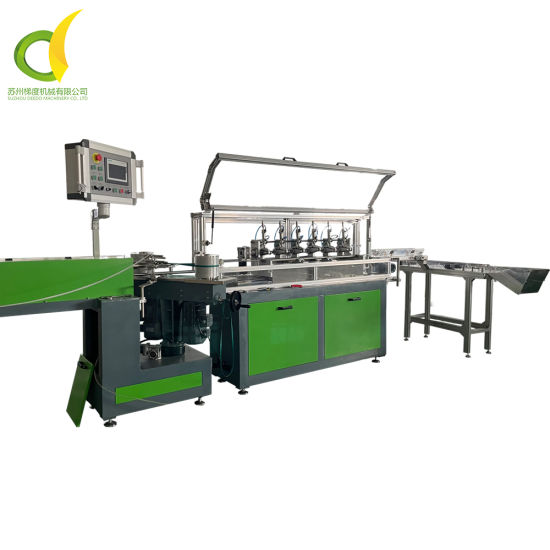 Cooler Straw Production Machine with Stable Performance