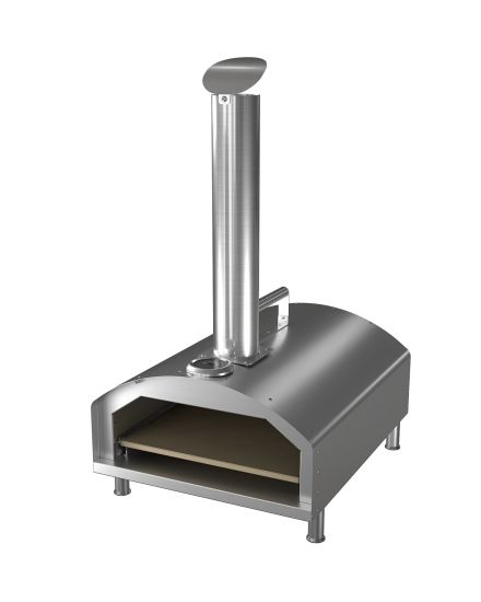 Linka Wholesale Factory Pellet Stainless Steel Pizza Oven