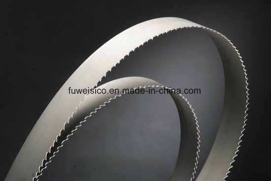 High Quality 41X1.3mm Tpi=3/4 M42 Bimetal Band Saw Blade for Cutting Metal Bar. pictures & photos