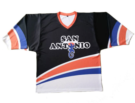 Customized Your Private Label Practice Hockey Jersey Hockey Sportswear for Team