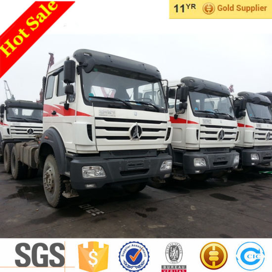 North Benz 6X4 340HP 25t Dump Tipper Truck pictures & photos