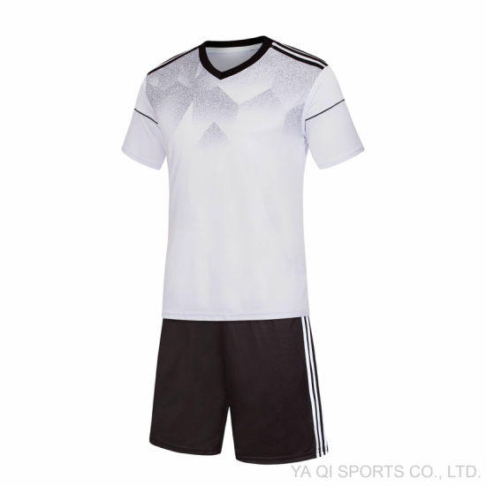 e5aa99f35 Custom Manufacturer Wholesale Sublimation Soccer Jersey Team Bulk Training  Sports Jersey