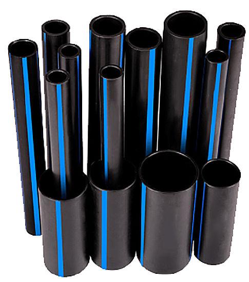 Black Plastic 50mm 150mm 2 5 8 24 36 Inch Diameter HDPE High Density  Polyethylene Water Pipe Price