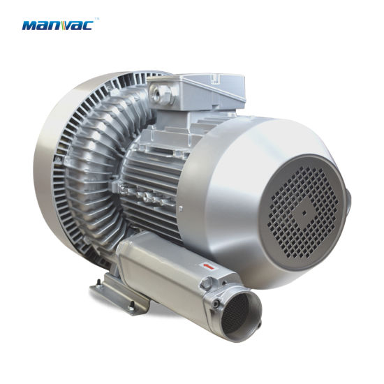 17 HP High Pressure Regenerative Blower for Air Knife System