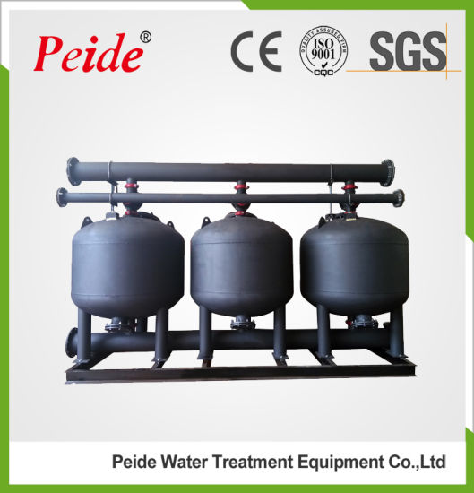 Shallow Medium Filter for Reducing Water Turbidity and Purifying Water pictures & photos