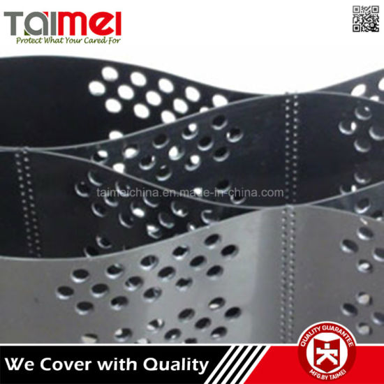 China Plastic Gravel Grid Driveway Stabilizer for Slope Soil - China