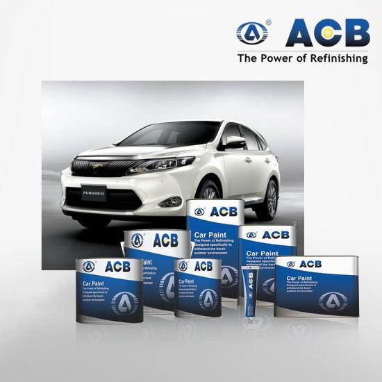 Car Paint Chip Repair >> China Paint Chip Repair Auto Refinish 2k Topcoat China 2k