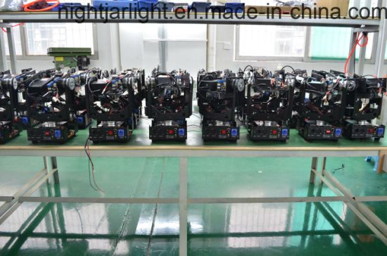4W RGB Moving Head Laser Light pictures & photos
