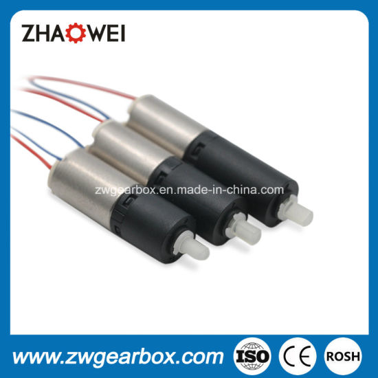 Od 6mm 3V Mini Reduction Gearbox, Miniature DC Motors