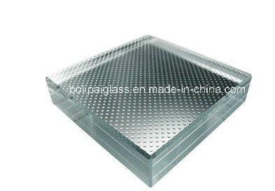 Ce Certificate Customizable Skidproof Floor Safe Laminated Glass