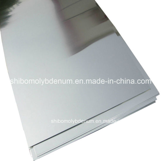 High Purity Cold Rolled Molybdenum Plates and Sheets