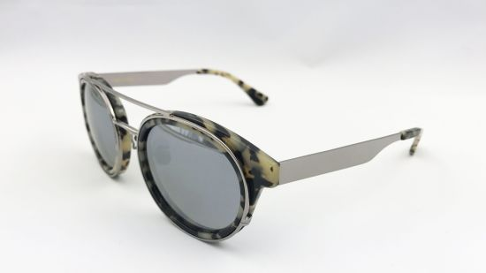 Unique Design Acetate& Metal &Sunglasses for Lady and Man. pictures & photos