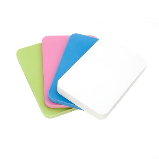 Color PVC Foam Sheet for Decoration and Furiture