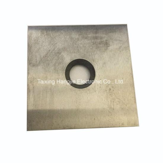 Automatic Flap Disc Machine Cemented Carbide Cutting Blade