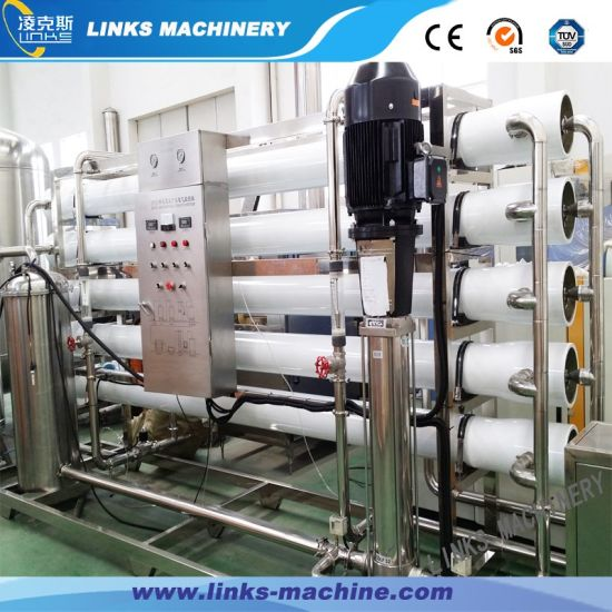 2000L High Pressure Pure Water Treatment System
