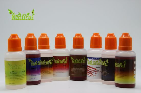 China Wholesale Distributor Price E Liquid with OEM Packaging