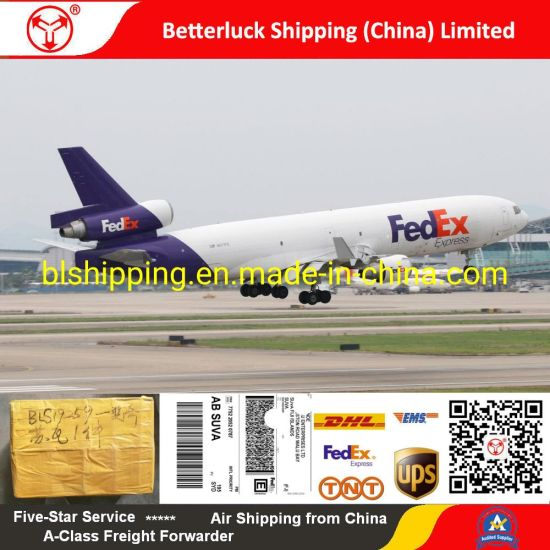 reliable Freight agent from China to Fiji Express Courier Services pictures & photos