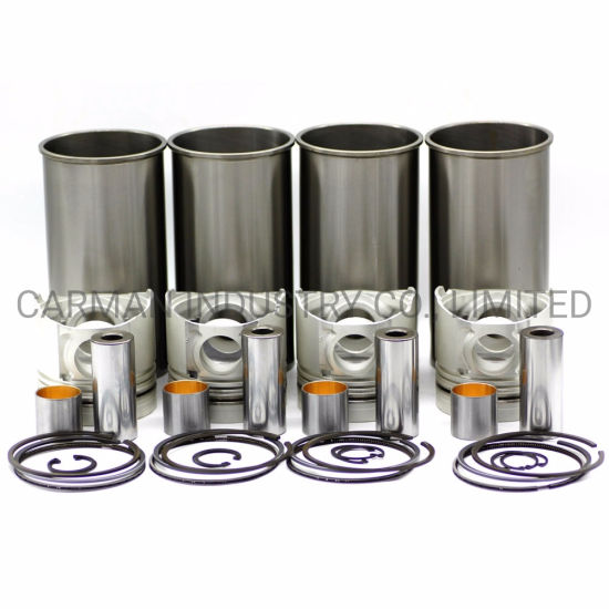 Liner Set for Construction Machinery Diesel Engine Parts 320c pictures & photos