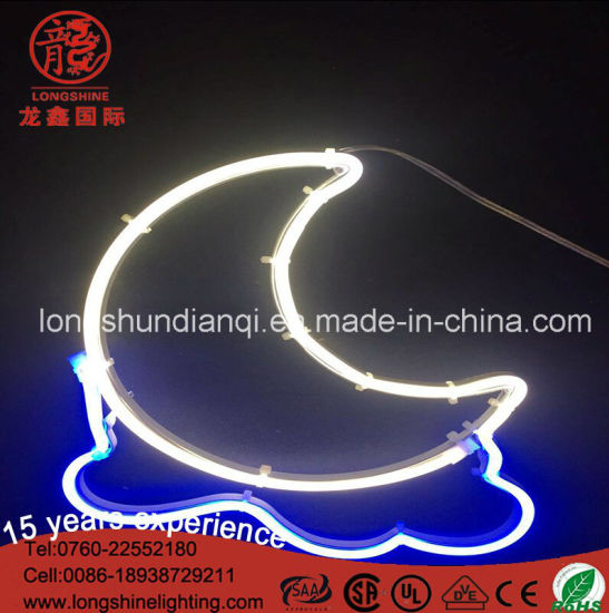 neon light up signs fashion led moon neon lights up signs board for outdor use ip65 waterproof dc12v china