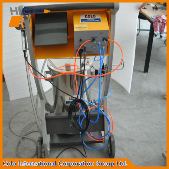 Electrostatic Manual Powder Coating Machine at Factory Price pictures & photos