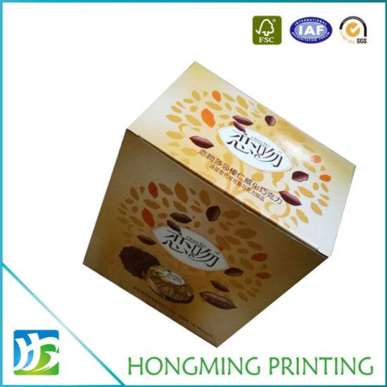 Custom Printed Cheap Folding Cereal Box Packaging