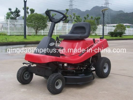 China Best Factory Supplier B&S Petrol 30inch Ride on Mower