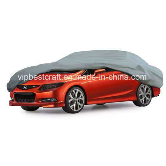 Cobertor PARA Auto/Basic Guard 3 Layer Breathable Universal Fit Car Cover