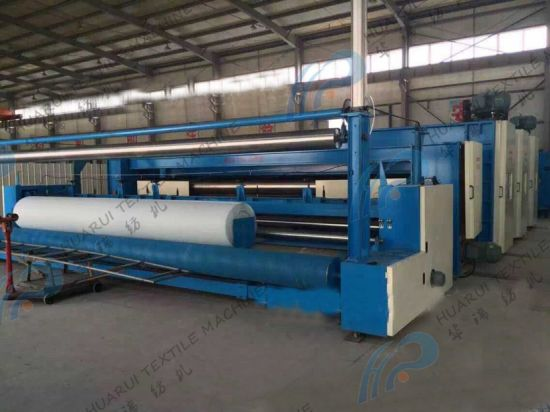 China Non Woven Geotextile Fabric Machine Nonwoven