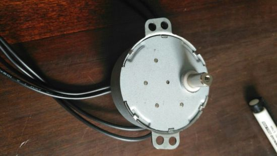 Permanent Magnet Synchronous Motor for Microwave Oven pictures & photos