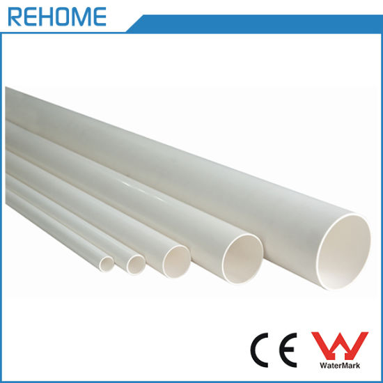ISO3633 Using on Soil and Waster Discharge PVC Pipe
