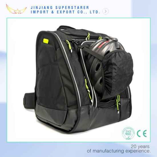 Water Resistant Multi Functional Durable Ski Boot Backpacks pictures & photos