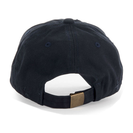 654d35b5e7441 China Plain Distressed Washed Worn-out Dad Hat Custom Baseball Caps ...