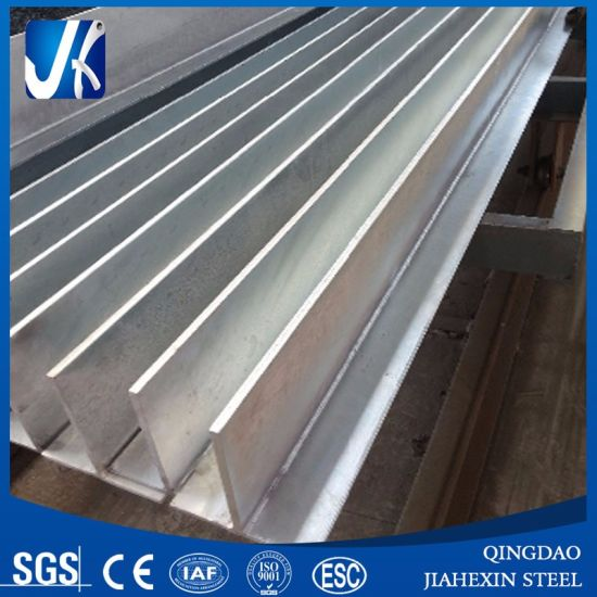 Glavanize Welded T Section (JHXWTS-size: as client′s drawings or request) pictures & photos