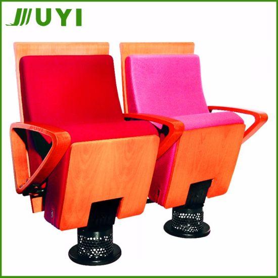 China Jy-910 Folding Fabric Home Cinema Seats Hall