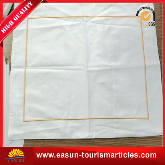 Rosette Satin Table Cloth Party Table Cloth White Tablecloth