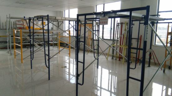 Walk-Thru Frames Scaffolding pictures & photos