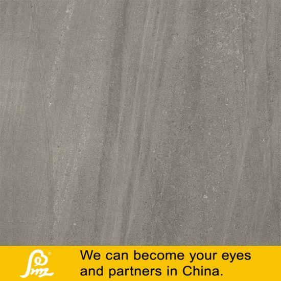 Sand Dark Grey Stone Digital Rustic Porcelain Wall Tile SA6134