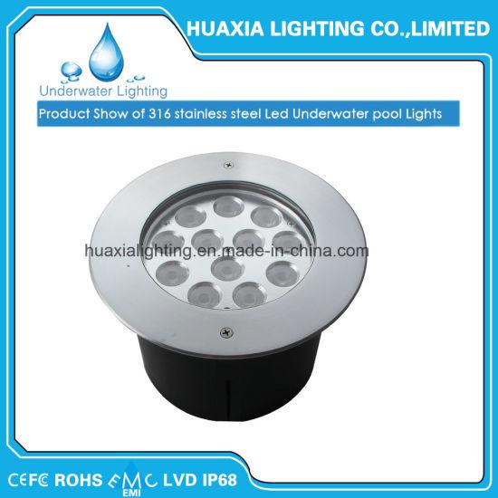 LED Light 36W Outdoor DC 12V LED Floor Recessed Light