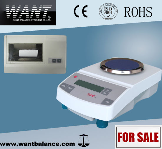 2000g 0.01g Sensitive Precision Balance with Ce, ISO, RoHS, C-Tick pictures & photos