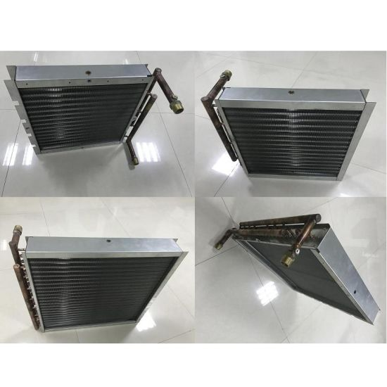 Hot Water Heat Exchanger Coil for Hanging Heater