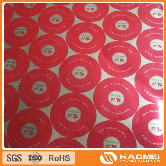 8011 aluminum coil for ROPP cap pictures & photos