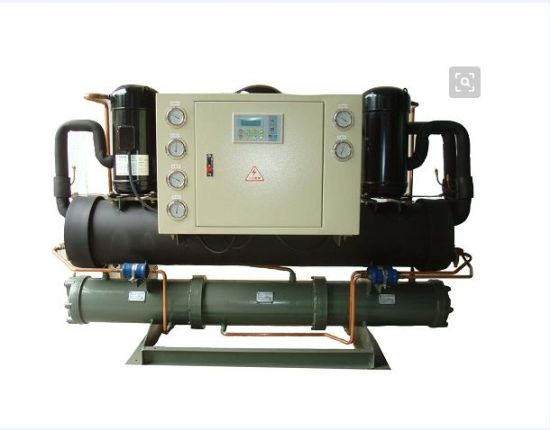 Water Cooled Refrigeration Equipment Condensing Units and Refrigeration Parts for Cold Room Cold Storage