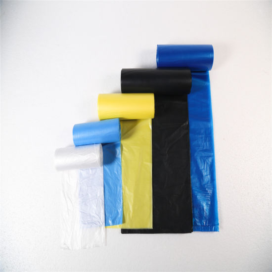 Wholesale Plastic Waste Bag\Trash Bag Can Be Customized