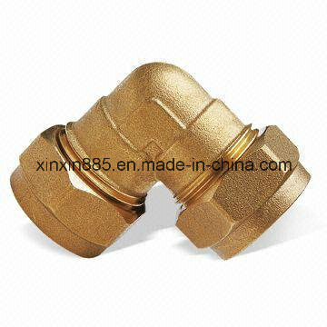 Brass Forged Compression Fitting pictures & photos